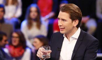Австрия върви надясно, а младият Себастиан Курц – към върха