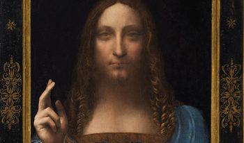 """Снимка на деня: """"Мъжката Мона Лиза"""" излиза на търг за $100 млн."""