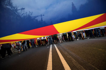 Снимка на деня: Испания чества националния си празник
