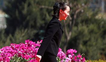 Ким Чен-ун издигна сестра си до върховете на властта