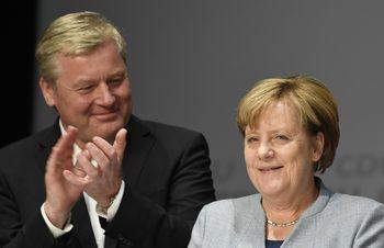 Избори днес в Долна Саксония са първи тест за Меркел преди коалиционните преговори