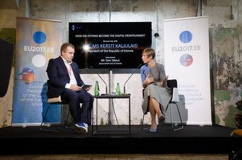 Как Естония създава първото цифрово посолство