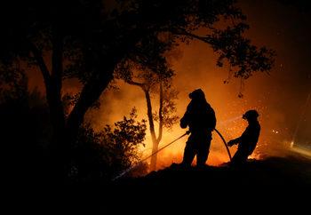 Португалия е в траур заради десетки жертви на горски пожари