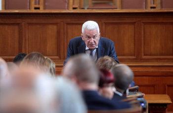 Според Сидеров проблемът с корупцията се преекспонира