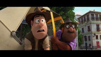 """Вдъхновена от Индиана Джоунс анимация и още филми за децата на """"Киномания"""""""