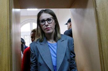 Известна руска водеща и дъщеря на ментор на Путин се кандидатира за президент