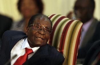 Президентът на Зимбабве Робърт Мугабе стана посланик на Световната здравна организация