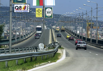 Нов ремонт ще затрудни минаването през Аспаруховия мост във Варна за месец