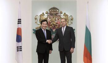 Република Корея подкрепи присъединяването на България към Организацията за икономическо сътрудничество