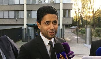 Швейцарската прокуратура разпита президентът на ПСЖ по обвиненията в корупция