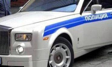 Мистерията с полицейския Rolls-Royce бе разгадана
