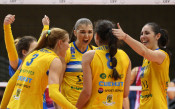 Футболните тимове от Пловдив с честитки до Марица