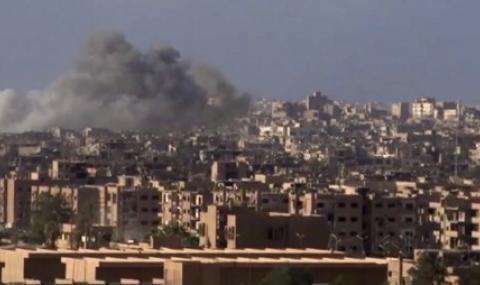 Русия: САЩ разпокъсват Сирия