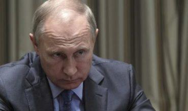 Терористи отправиха бомбени заплахи срещу Путин
