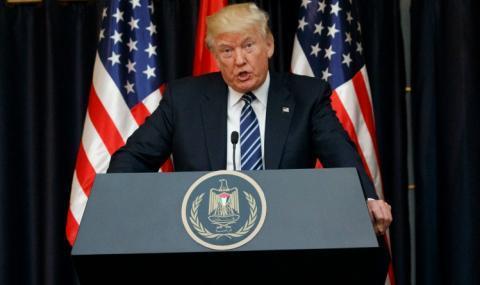 Тръмп затъна в нов скандал