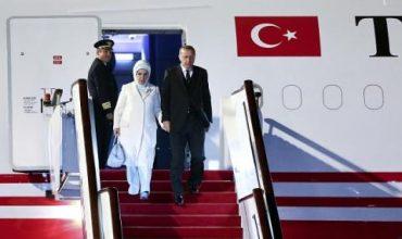 Ердоган на историческа визита на Балканите
