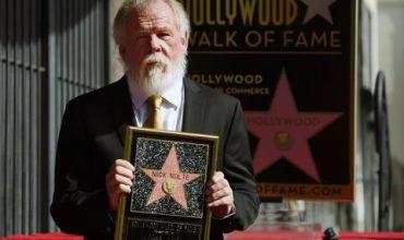 Холивуд почете Ник Нолти (ВИДЕО+СНИМКИ)