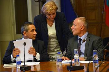 Менда Стоянова внесе проект, затягащ кредитирането на свързани лица