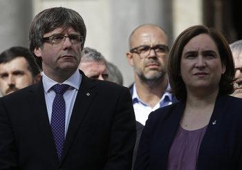 Кметът на Барселона обвини Пучдемон, че е довел Каталуня до катастрофа