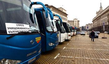 ГЕРБ иска да събере всички превозвачи в единна автомобилна камара
