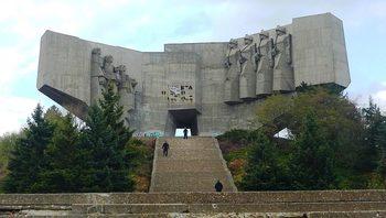 Паметник на българо-съветската дружба