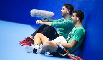 Григор Димитров има големи мечти, но гледа стъпка по стъпка