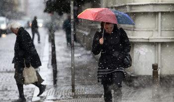 Сняг на места в Западна и Северна България днес, но няма да се задържи