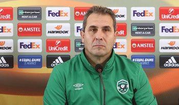 Димитър Димитров: Атакуваща или защитна, тактиката трябва да е успешна
