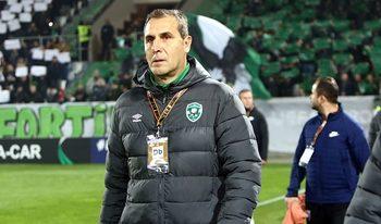 Димитър Димитров: Чак при 0:2 заиграхме така, както можем