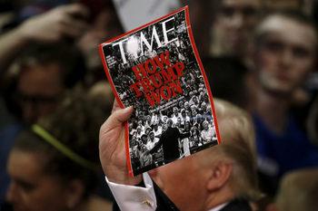 """Консервативните братя Кох финансират покупката на списание """"Тайм"""""""