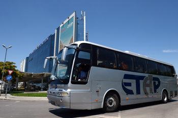 Пътуващи от София за Варна смениха три автобуса заради повреди