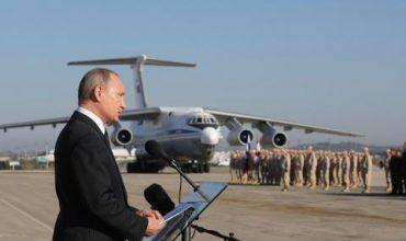 Москва: Войниците ни вече се изтеглят от Сирия