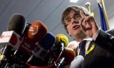 Пучдемон: Мадрид да върне правителството ми