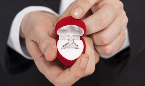 Не дават на дядо да се ожени за 42 години по-млада жена