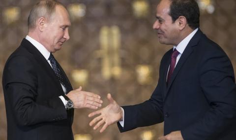 Путин в Египет: Израел и Палестина спешно да преговарят