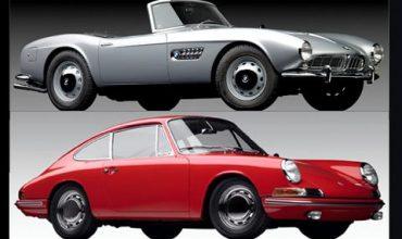 Най-красивите германски автомобили