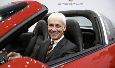 VW иска ограничение на скоростта по аутобаните