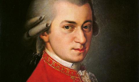 5 декември 1791 г. Умира Моцарт