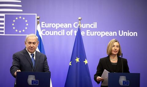 ЕС: Тел Авив е столицата на Израел