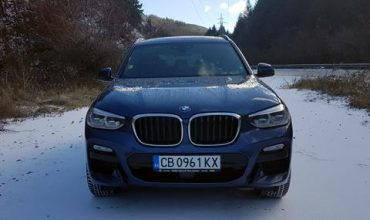 Тест и цени на новото BMW X3