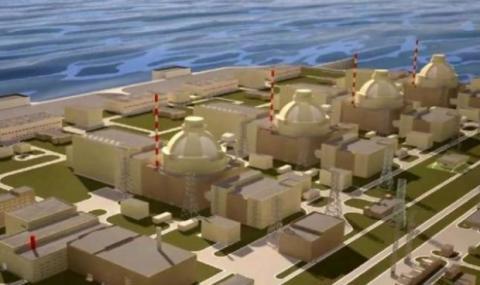 Турция започна строежа на атомна електроцентрала