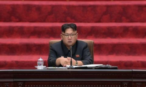 Ким Чен-ун контролира природата
