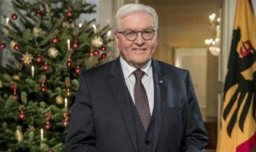Германският президент: Не трябва да ни е страх