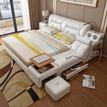 Три идеи за многофункционални мебели, които спестяват място и време