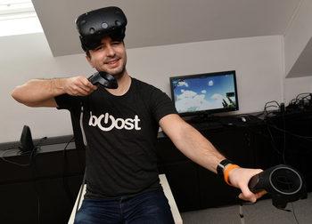 Българската Quark VR стана част от международния акселератор на HTC