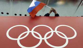 Русия не беше допусната до зимните олимпийски игри