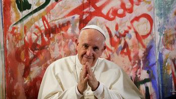 Папа Франциск след внимателно ситуацията в Близкия Изток