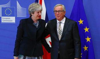 Великобритания е отстъпила за границата с Ирландия след Брекзит