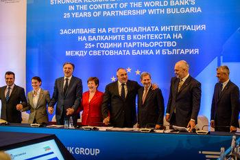 Борисов: Да убедим Брюксел, че Балканите носят мъдрост, а не проблеми