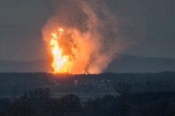 Италия обяви енергийна криза, взривът в Баумгартен спря руския газ за още 4 държави